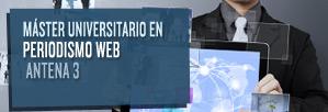 Máster Universitario en Periodismo Web