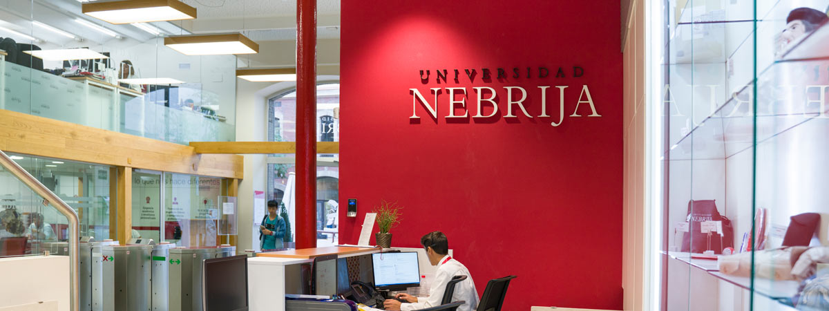 Nebrija University, Madrid, Spain