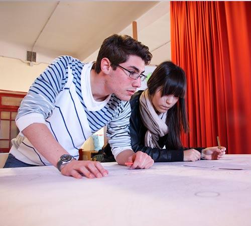 Doble grado en arquitectura dise o de interiores nebrija for Estudiar diseno de interiores online