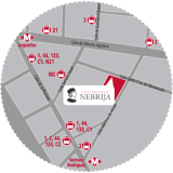 Madrid - Princesa Campus map