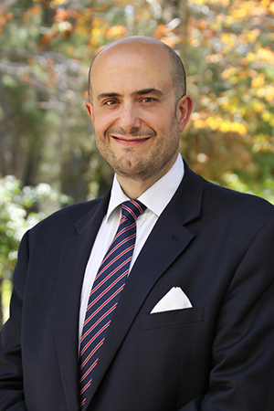 Juan Cayón, rector de la Universidad Nebrija