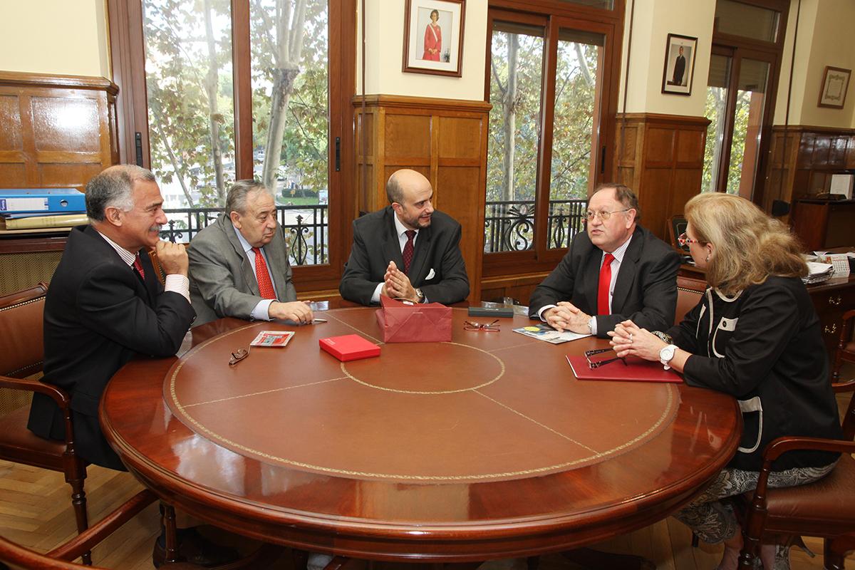 El Colegio de Enfermería y la Universidad Nebrija amplían su convenio de cooperación
