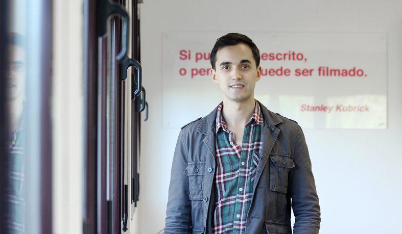 Javier Pérez Campos, redactor de Cuarto Milenio, asiste a un ...
