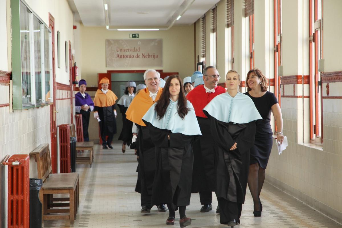 La Universidad inaugura el curso académico 2014-2015