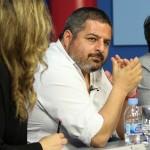 Jalis de la Serna, director y reportero de En Tierra Hostil,