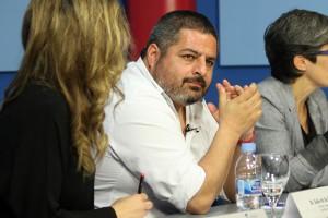 Jalis de la Serna, director y reportero de En Tierra Hostil