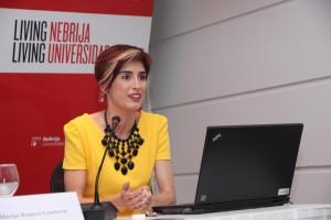 Marina Romero Contreras presentó su consultora Gong Arte