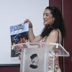 """Ángeles Hernández, con su empresa Rolling Disc Indoor, ha ganado en la categoría """"Proyecto reciente"""""""