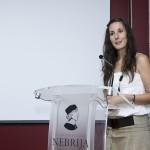 """Ana Belén Pedroche, por su empresa Tu posicionamiento Web, ha ganado en la categoría """"Proyecto consolidado"""""""