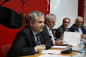 Nebrija acoge un encuentro entre el Centro de Estudios Superior de la Defensa y el Centro de Altos Estudios Nacionales de Perú