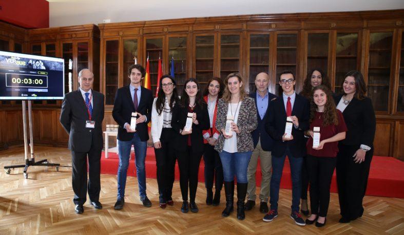El colegio Virgen de Europa gana la liga de debate Versus de la Universidad  Nebrija - Actualidad NebrijaActualidad Nebrija 160aa5c0d0