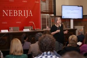 Carmen Pellicer Iborra, presidenta de la Fundación Trilema.
