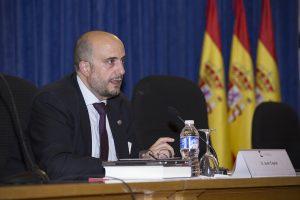 Juan Cayón, rector de la Universidad Nebrija.