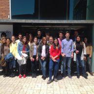 La multinacional Verallia acoge la visita de la Universidad Nebrija
