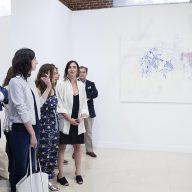 El Máster en Mercado del Arte inaugura una exposición en el Centro Galileo