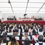 La Promoción 2016 de la Universidad Nebrija se gradúa