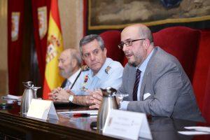 Juan Cayón, rector de la Universidad Nebrija, inauguró el congresó.