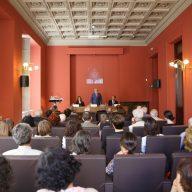 Finaliza el homenaje a Alonso Zamora Vicente en la Real Academia Española