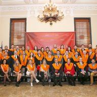 Graduación de los programas máster de la Universidad Nebrija y EALDE