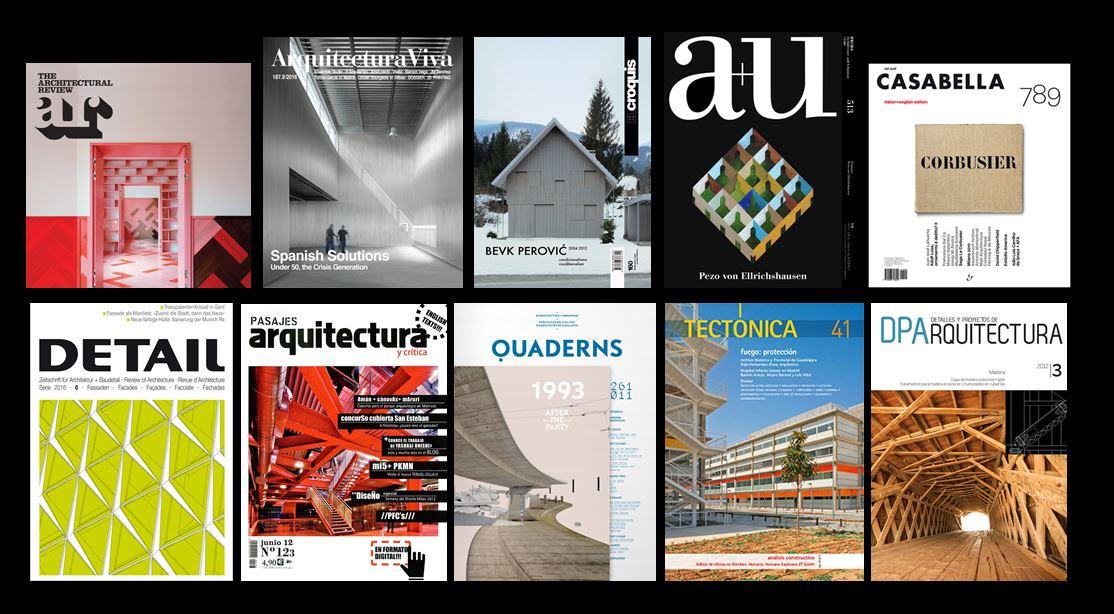 Arquitectura revistas y publicaciones peri dicas for Revistas de arquitectura online