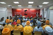 La Universidad Nebrija celebra el acto de Santo Tomás de Aquino