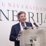 El Premio Trayectoria Profesional fue para Jesús Álvarez, presentador y director de deportes Telediario de La 1 de TVE