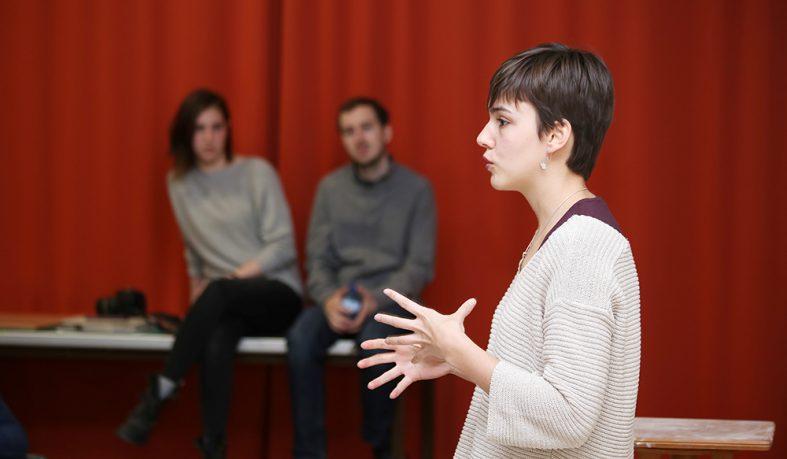 Elisa Cuesta, antigua alumna de la Universidad Nebrija de Diseño Industrial y Bellas Artes