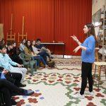 Victoria Suarez, directora de comunidad de la plataforma global Pangea