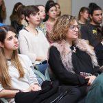 La Escuela Politécnica Superior celebró un Networking de Diseño, el miércoles 22 de marzo en el marco de la Semana del Diseño y la Arquitectura de la Universidad Nebrija