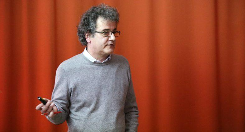 Franz Graf imparte una conferencia en la Universidad Nebrija sobre la conservación del patrimonio moderno