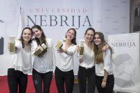 Las alumnas del IES El Burgo de Las Rozas, ganadoras de Versus