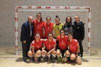 Victoria del fútbol sala femenino