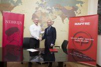 La Universidad Nebrija firma un convenio con la aseguradora Mapfre