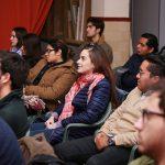 Conferencia del arquitecto Carlos Rubio Carvajal
