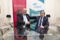 Nuevo convenio de colaboración entre la Universidad Nebrija y el Colegio de Psicólogos