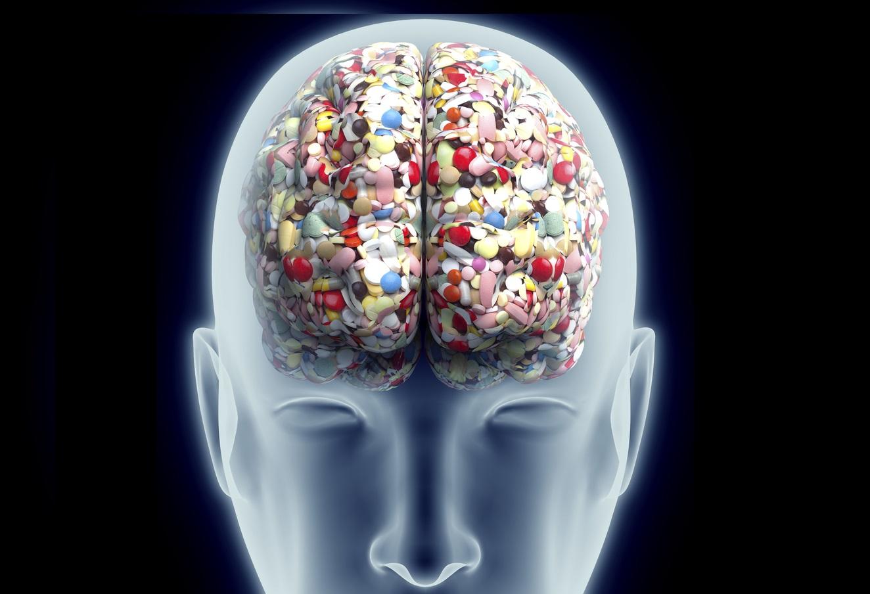 que efectos produce las drogas en el cerebro