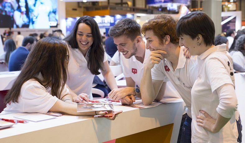 La Universidad Nebrija participa en la Feria de Educación Aula 2018