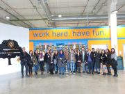 Visita Club Alumni a Amazon