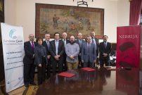 La Universidad Nebrija y la Fundación Corell firman un convenio de colaboración