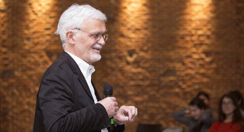 El teórico del diseño Ezio Mancini participa en la Semana de la Arquitectura y del Diseño de la Universidad Nebrija