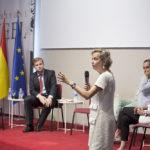 Los alumnos de Relaciones Internacionales se reúnen con profesionales del sector