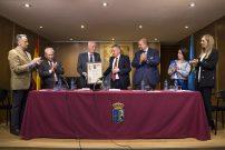 La Universidad Nebrija recibe el título de 'Entidad Asturiana Adoptiva en Madrid'