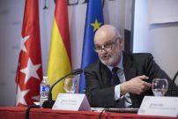 El director de la Escuela Diplomática visita la Universidad Nebrija