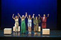 Los alumnos de Artes Escénicas brillan sobre el escenario del teatro Alcázar