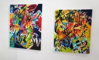 Los alumnos de Bellas Artes exponen sus obras en la galería Es[positivo]