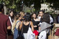 Los nuevos estudiantes conocen Nebrija en la Semana de Bienvenida