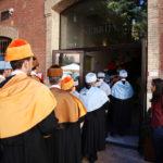 La Universidad celebra el acto de apertura del curso académico 2017-2018