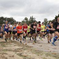 Nuevo éxito deportivo y de participación en el XXIII Cross Trofeo Rector Unive...