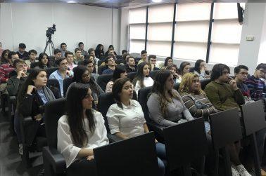 Los alumnos de Marketing visitan Estudio de Comunicación