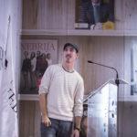 Encuentro con el artista Pablo Carpio